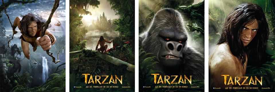 Tarzan_posters
